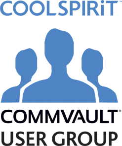 COOLSPIRiT Comm Vault User Group Logo